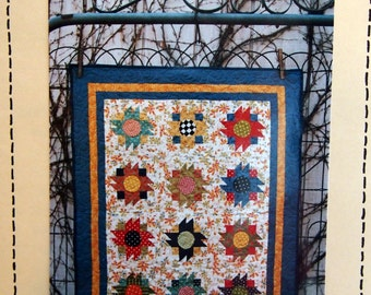 Zippity Do-Dah #593 By Country Threads Quilt Pattern Packet 2007