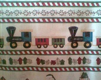 Tissu coton pour un Noël différent pour patchwork et loisirs créatifs
