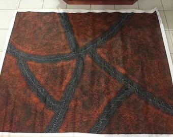 Aboriginal Art - Gracie Morton Pwerle