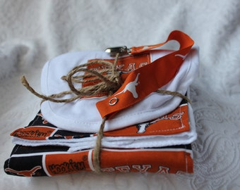 Texas Longhorn Gift Set