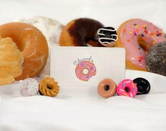 Doughnut Magnets