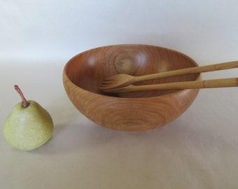 CHERRY wood BOWL 242