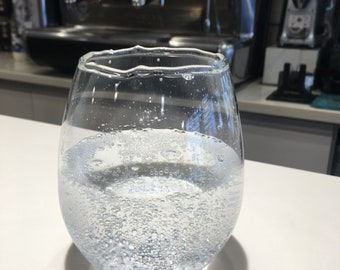 Water Glass, Roma collection, design by Ronny Battalion