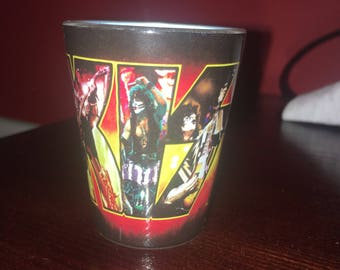 Kiss Band Shot Glass - Kiss Army