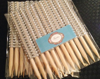 Candy Apple Bling Sticks, Candy Apple Sticks