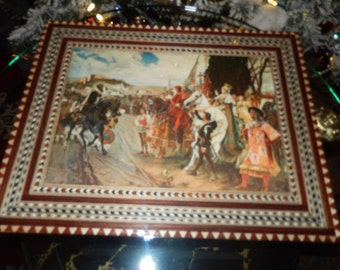 INLAID PICTURE WALL Hanging