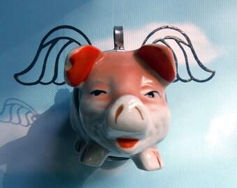 Flying Pig Vintage Piece
