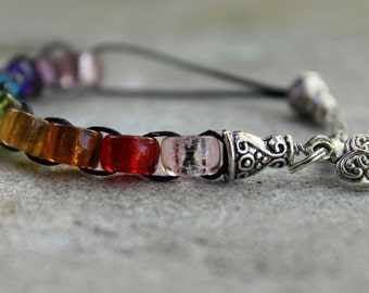 Promises Kept Catholic Christian Prayer Bracelet Movable Good Deed Beads