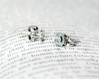 Surgical Stainless Steel Earring Post & Back UPGRADE