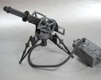 Vintage Star Wars Tri-Pod Laser Cannon by Kenner