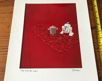 Can This Be Love? Signed Print