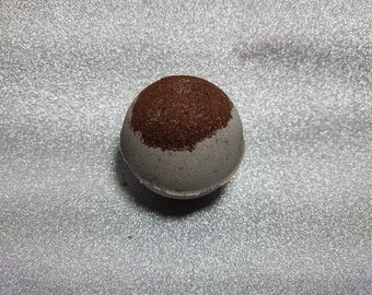 Coffee Bean Bath Bomb