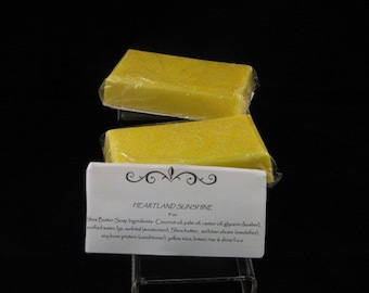 Heartland Sunshine Soap