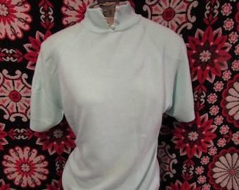 Pale Blue Cashmere Sweater