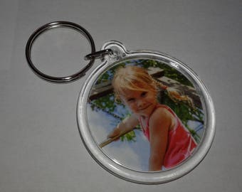key holder photo to personalize x 2