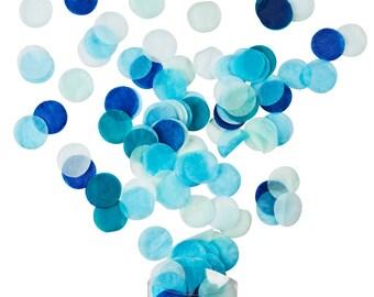 JUMBO CONFETTI - Handsome Blue