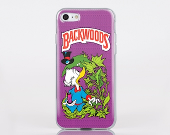 Backwoods Cigar iPhone 8 Plus Case iPhone 7 Plus case iPhone X case iPhone 6S Case iPhone 8 Case iPhone 7 case iPhone 6S Plus Case us530