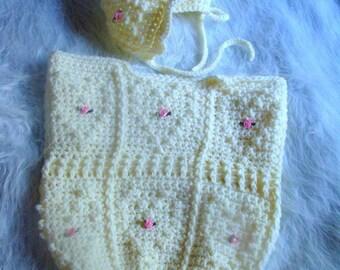Jaydens Heart Fisherman Cocoon Crochet Pattern PDF 475