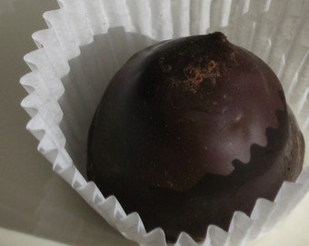 Cherry Brandy truffes