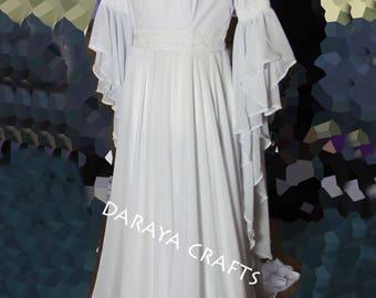 Elven medieval dress