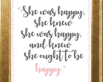 "Emma ""She was Happy"""