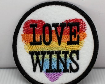 Love Wins Patch