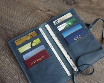 Family passport holder\4 Passport holder/6 Passport holder/8 Passport holder/10 Passport holder/family travel wallet/Passport case