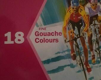 on sale Reeves Gouache Color Set