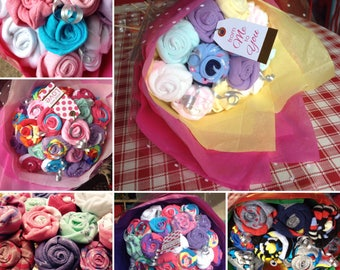 Ladies sock bouquet