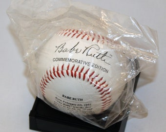 1995 Babe Ruth 100th Anniversary Commemorative Baseball