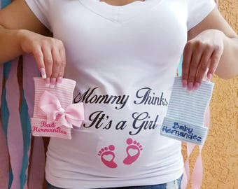 Gender Reveal hospital hats- baby girl hat, baby boy hat, newborn beanie, boy or girl, newborn boy, newborn girl,