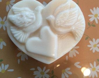 Wings Of Love Handmade Soap