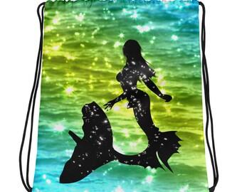 Meerjungfrau-Kordelzug