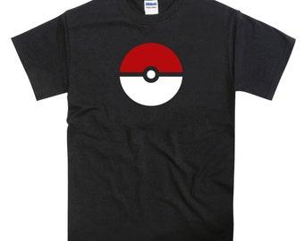 Pokemon Pokeball Tribute Tshirt