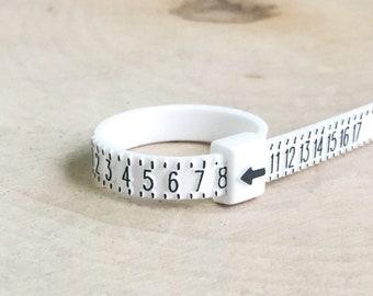 Ring Sizer | Ring Sizing Gauge | Ring Multisizer | Ring Gauge