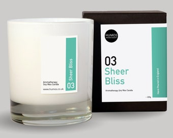 Sheer Bliss™ Aromatherapy Treatment Candle (1 wick)