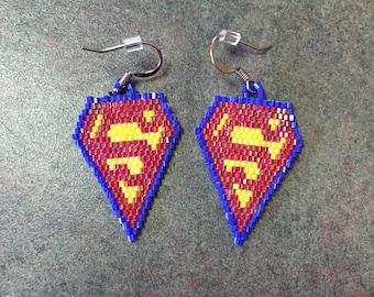 Super earrings
