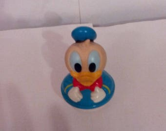 Vintage Donald Duck Rolly Polly