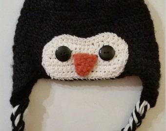 Penguin Winter Hat