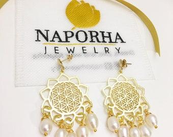Mikaela earrings