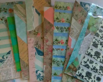 10 pc set Unique Bookmarks