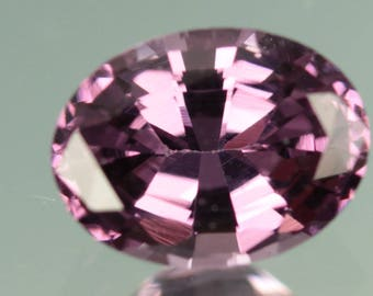 0.775 Ct PINKISH PURPLE SPINEL - Beautiful!