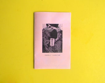 Poorly Curated Foto Zine / Issue #2 / Pink