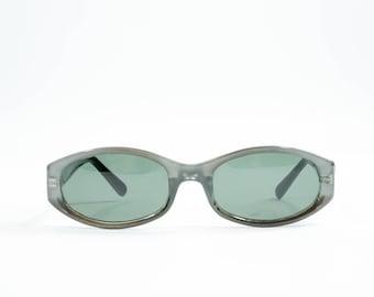 BYBLOS - Plastic sunglasses oval model