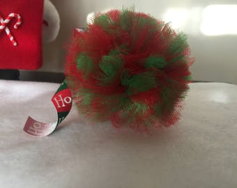 Tulle Cat Toy Ball
