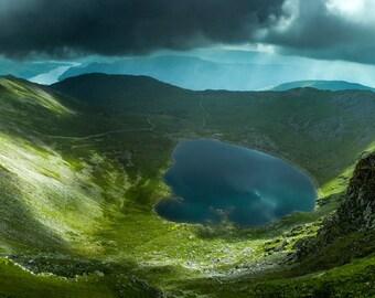 Helvellyn Panoramic