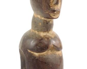 Mumuye Yoke Sukwava Shoulder Mask Miniature African Art 118904
