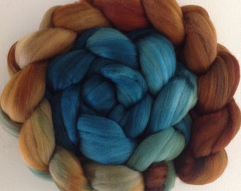 Wool Roving spinning or felting  3.5ozs  PRE-ORDER