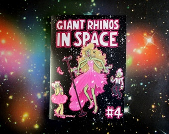Giant Rhinos In Space #4
