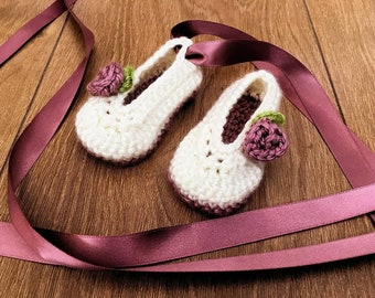 Rosey Ballet Shoes